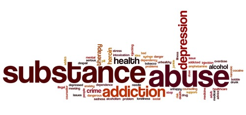 substance abuse and dental pharmacology